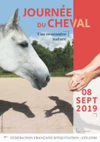 JOURNEE DU CHEVAL AU CLUB HIPPIQUE DU BOUSQUET  LE 08 SEPTEMBRE 2019